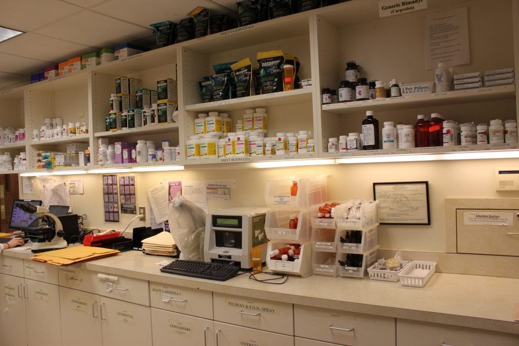 Pharmacy McLean Animal Hospital